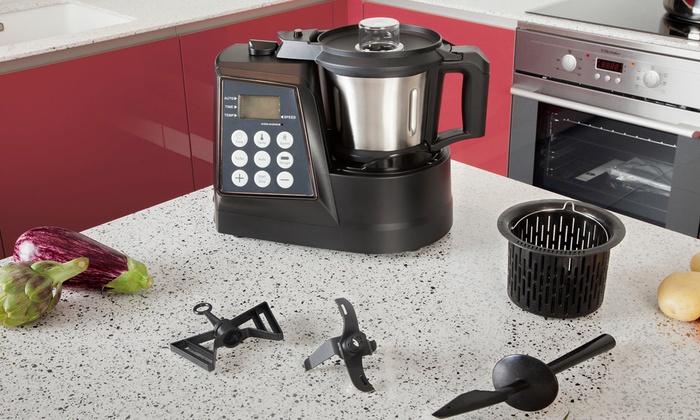 I migliori robot da cucina multifunzione - Piccoli Elettrodomestici