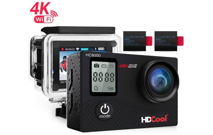 Le Migliori Action Camera Waterproof