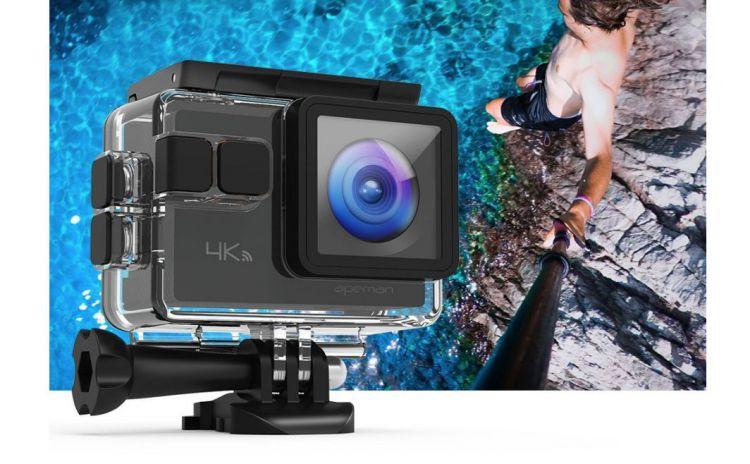 Le Migliori Action Camera 4k Wifi