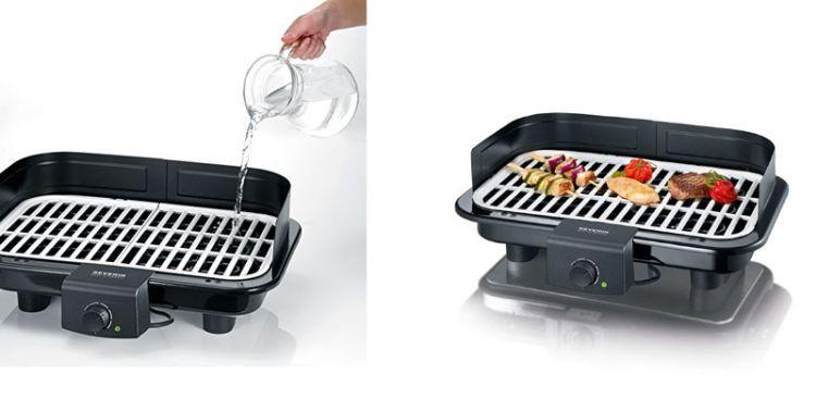 Miglior Barbecue Elettrico con Vaschetta Acqua