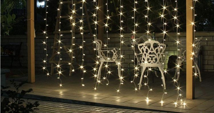 Migliori Luci di Natale Per Balconi