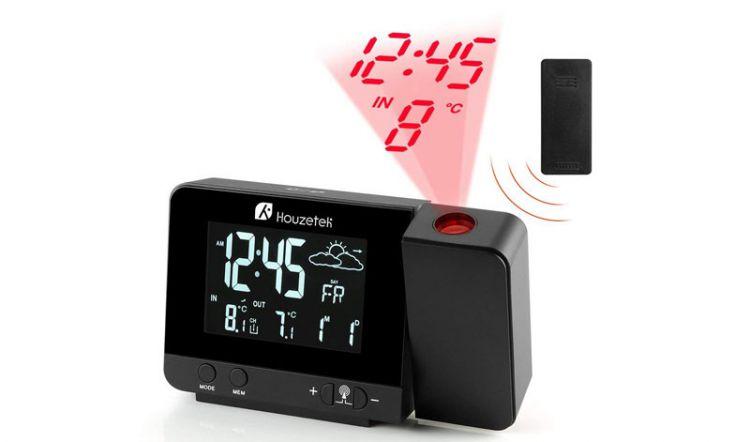 Migliore Sveglia Digitale con Proiettore