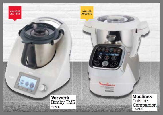 I migliori robot da cucina bimby - Piccoli Elettrodomestici