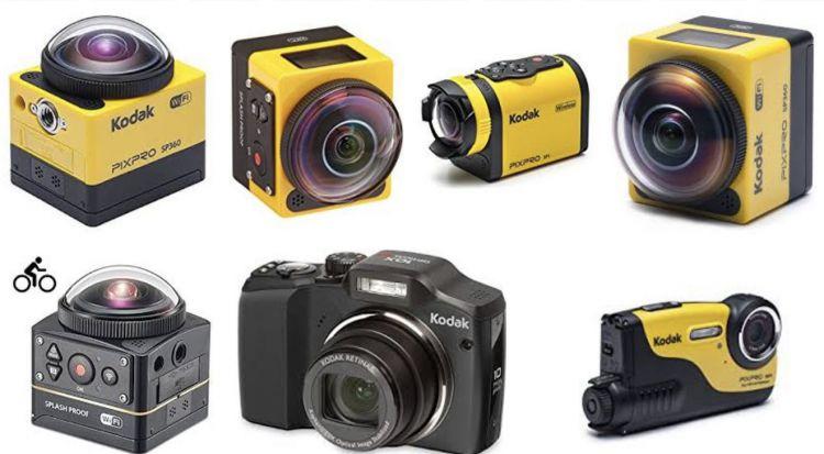 Le Migliori Action Camera kodak