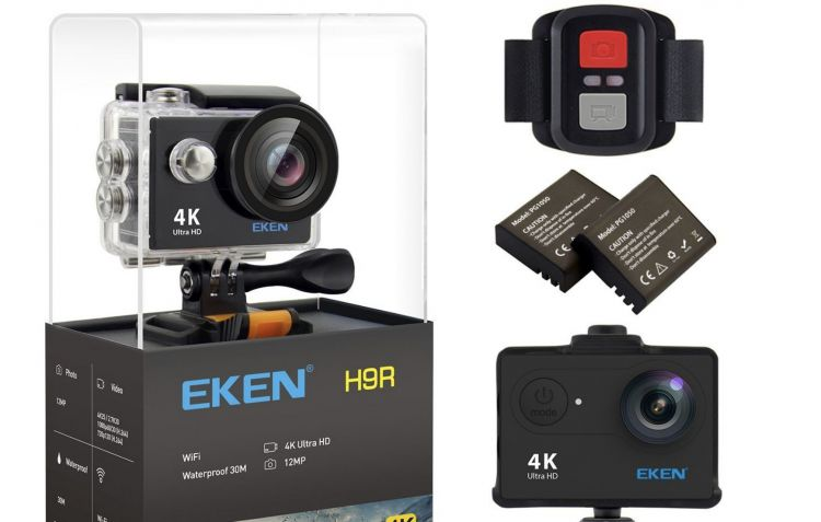 Le Migliori Action Camera Eken