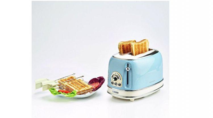 I migliori tostapane retro piccoli elettrodomestici for Tostapane ariete vintage