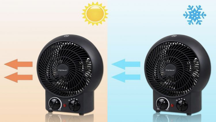 I Migliori Ventilatori Aria Calda