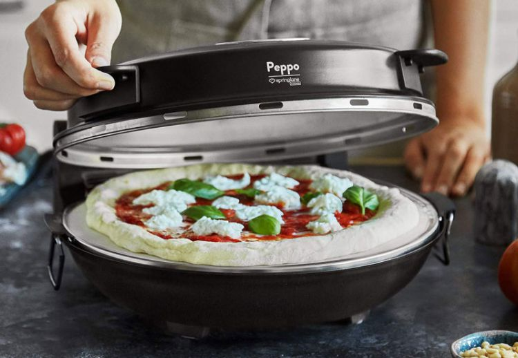 Migliore Padella Elettrica Pizza