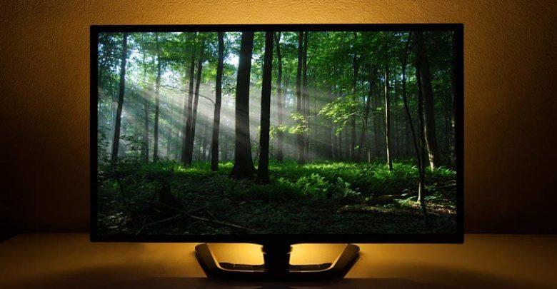 Qedertek luce per tv striscia led retroilluminazione tv led